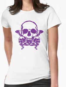 Memento Mori Womens Fitted T-Shirt