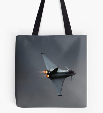 Eurofighter Typhoon is a twin-engine canard-delta wing multirole aircraft Tote Bag