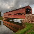Covered Bridge by Adam Mattel