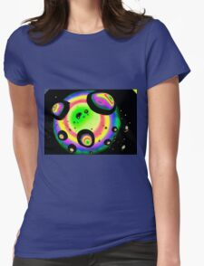 MY WORLDS OF COLOR (Two) Womens Fitted T-Shirt