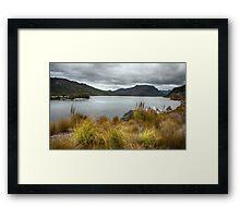 Lake Pedder, Tasmania Framed Print