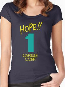 Hope! Time Capsule  Women's Fitted Scoop T-Shirt