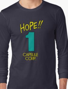 Hope! Time Capsule  Long Sleeve T-Shirt