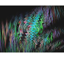 Ripples in life Photographic Print