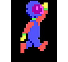 Captain Comic HD - Retro DOS game pixel art fan shirt Photographic Print