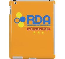 Resources Development Administration iPad Case/Skin