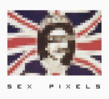 sex pixels by Reece Ward