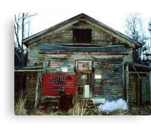 Redneck Mansion Canvas Print