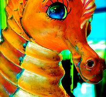 Succulent Sea Horse by Jabelico