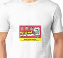 Yarraville and Seddon say No to Parking Meters Unisex T-Shirt
