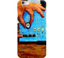 Ham AM Radio iPhone Case/Skin