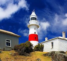 Low Head Lighthouse by bidkev1
