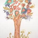 'Natures Love' by Shahida  Parveen