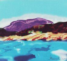 Smaragd Sea by Ivana Vuckovic