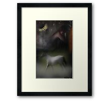 Epona Framed Print
