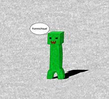Kawaii Minecraft Creeper Unisex T-Shirt