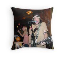 Live Rock Throw Pillow