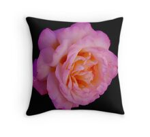 A whisper in the Dark Throw Pillow