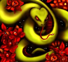 Star Slither by dimarie