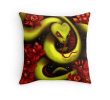 Star Slither Throw Pillow