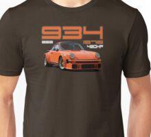 PORSCHE 934  Unisex T-Shirt