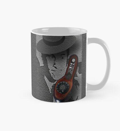 """♥•.¸¸.ஐ SECRET AGENT 86~MAXWELL SMART.. HELLO 99 PICK UP THE PHONE.. FUN MUG.. MY TRIBUTE TO """" MAXWELL SMART♥•.¸¸.ஐ Mug"""