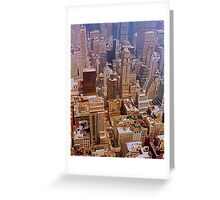 NYC II Greeting Card
