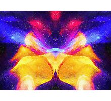 Abstract Emperor Photographic Print