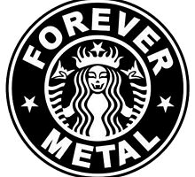 Forever Metal by Baipodo