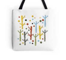 woodland forest Tote Bag