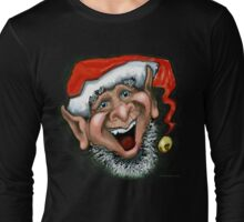 Christmas Elf Long Sleeve T-Shirt