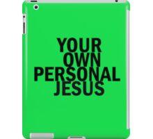Personal Jesus iPad Case/Skin