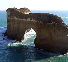 Island Archway  by John Vriesekolk