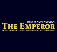 The God Emperor by moombax