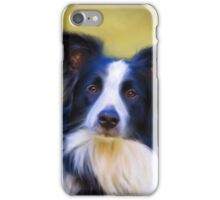 Taj - Border Collie iPhone Case/Skin