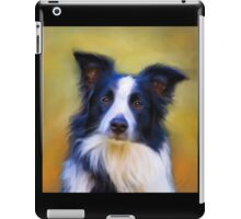 Taj - Border Collie iPad Case/Skin