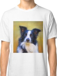 Taj - Border Collie Classic T-Shirt