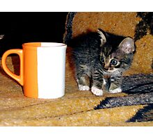 I Don't Think That You Are 'My' Mum - mugs Photographic Print