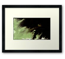 Bile and Blackness 1 Framed Print