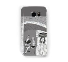 Italy-Siena gelato shop Samsung Galaxy Case/Skin