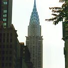 Chrysler Building II by Tom Gomez