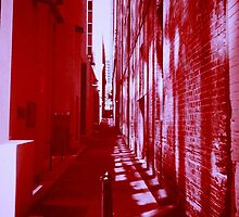 10 Red Alley Reflections by mysteriousways