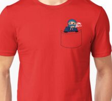 Pocket Spy  Unisex T-Shirt