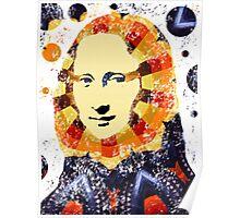 Mona Lisa poster Poster