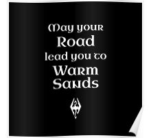 May Your Road Lead You Poster