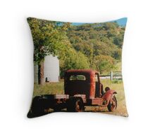 My Day is Done Throw Pillow