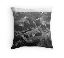 Grand Canyon Vista No. 3 Throw Pillow