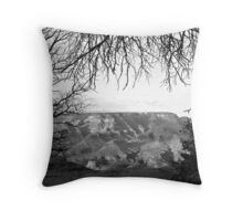Grand Canyon Vista No. 6 Throw Pillow
