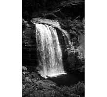 Looking Glass Falls Photographic Print