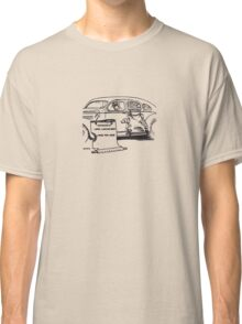Dog Transport Classic T-Shirt